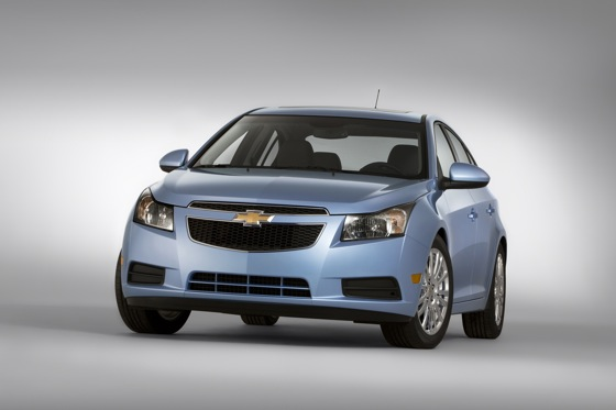 2011 Chevrolet Cruze Eco First Drive: Maximum Minimalist featured image large thumb2