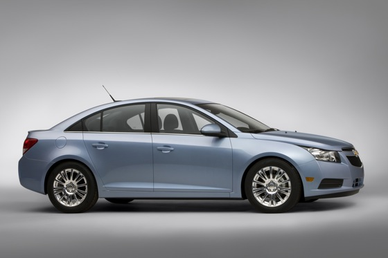 2011 Chevrolet Cruze Eco First Drive: Maximum Minimalist featured image large thumb3