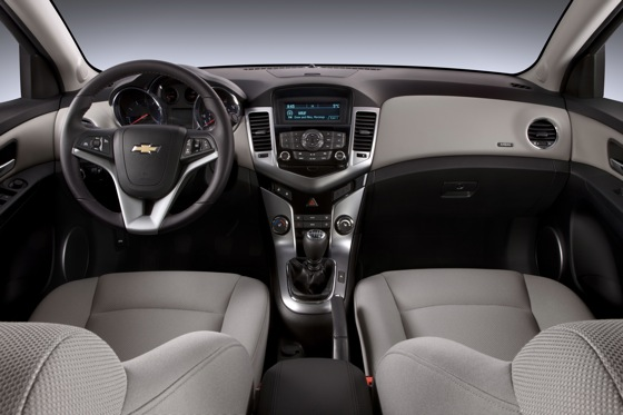 2011 Chevrolet Cruze Eco First Drive: Maximum Minimalist featured image large thumb5