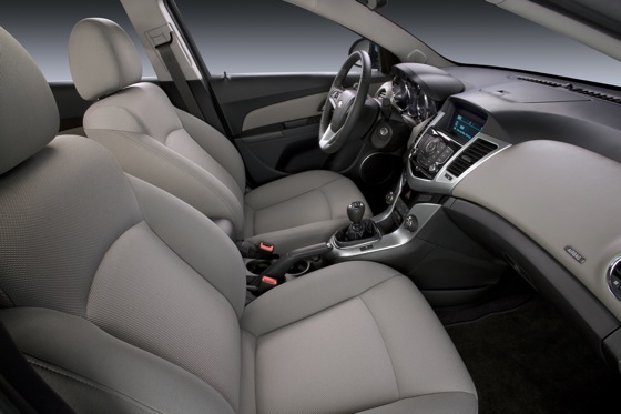 2011 Chevrolet Cruze Eco First Drive: Maximum Minimalist featured image large thumb6