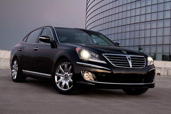 Hyundai's High-End Showrooms for Equus and Genesis Grab Attention featured image large thumb0