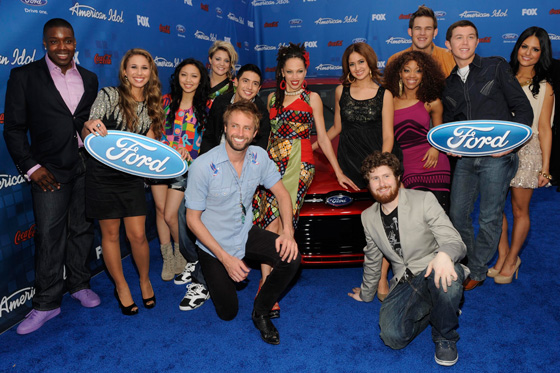 American Idol Finalists Embrace Their Inner Ford featured image large thumb0