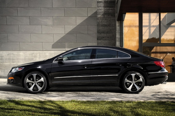 Volkswagen Updates CC While Waiting For Passat featured image large thumb0