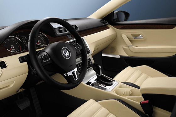 Volkswagen Updates CC While Waiting For Passat featured image large thumb1