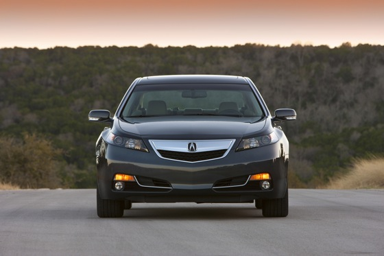 2012 Acura TL First Look: Refreshing Design Changes featured image large thumb9