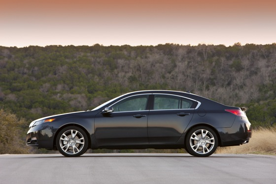 2012 Acura TL First Look: Refreshing Design Changes featured image large thumb10