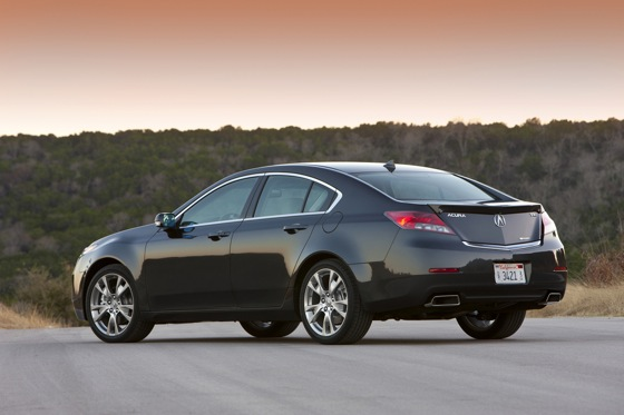 2012 Acura TL First Look: Refreshing Design Changes featured image large thumb11