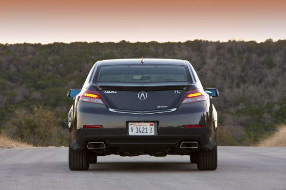 2012 Acura TL First Look: Refreshing Design Changes featured image large thumb12