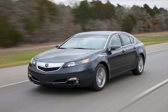 2012 Acura TL First Look: Refreshing Design Changes featured image large thumb13