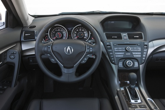 2012 Acura TL First Look: Refreshing Design Changes featured image large thumb15