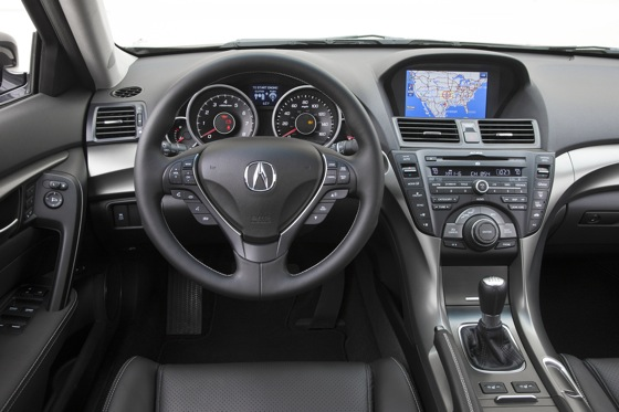 2012 Acura TL First Look: Refreshing Design Changes featured image large thumb18