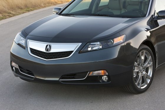 2012 Acura TL First Look: Refreshing Design Changes featured image large thumb23