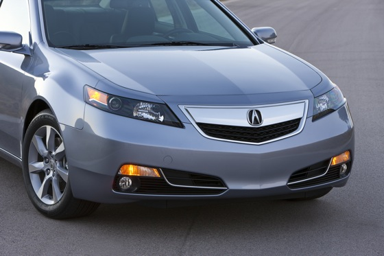2012 Acura TL First Look: Refreshing Design Changes featured image large thumb24