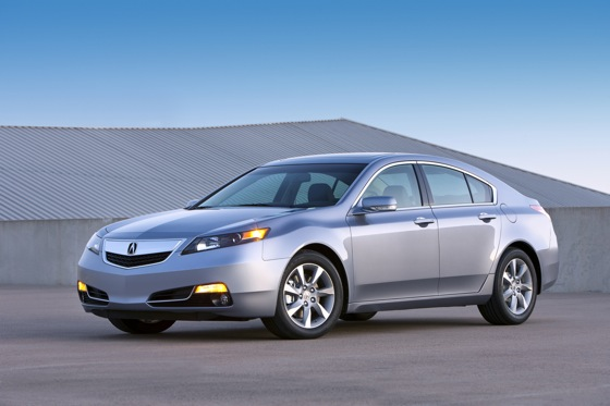 2012 Acura TL First Look: Refreshing Design Changes featured image large thumb2