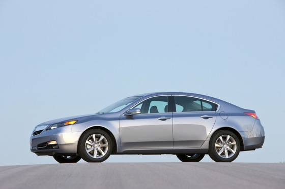 2012 Acura TL First Look: Refreshing Design Changes featured image large thumb4