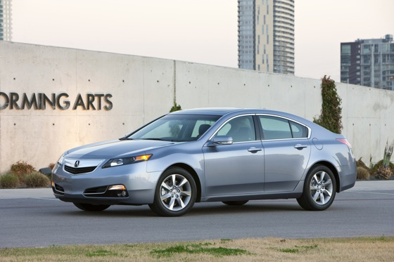 2012 Acura TL First Look: Refreshing Design Changes featured image large thumb5