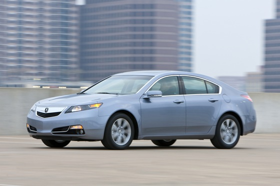 2012 Acura TL First Look: Refreshing Design Changes featured image large thumb6