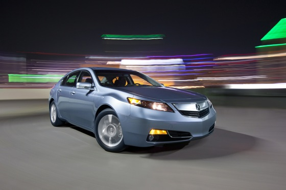 2012 Acura TL First Look: Refreshing Design Changes featured image large thumb7
