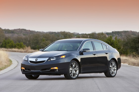 2012 Acura TL First Look: Refreshing Design Changes featured image large thumb8