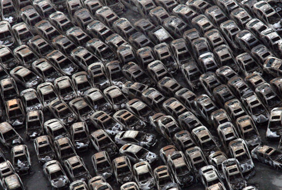 Quake and Tsunamis Affect Japan's Auto Industry featured image large thumb0