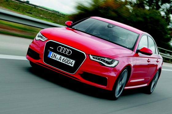 2012 Audi A6 First Drive - Triple Threat: Beauty, Smarts and Guts featured image large thumb0