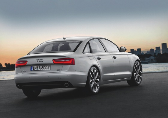 2012 Audi A6 First Drive - Triple Threat: Beauty, Smarts and Guts featured image large thumb9