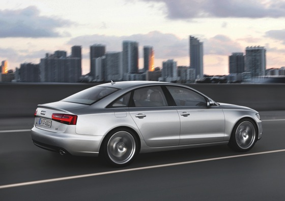 2012 Audi A6 First Drive - Triple Threat: Beauty, Smarts and Guts featured image large thumb11