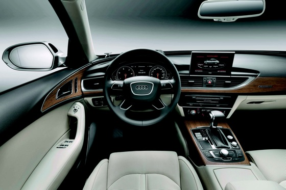 2012 Audi A6 First Drive - Triple Threat: Beauty, Smarts and Guts featured image large thumb13