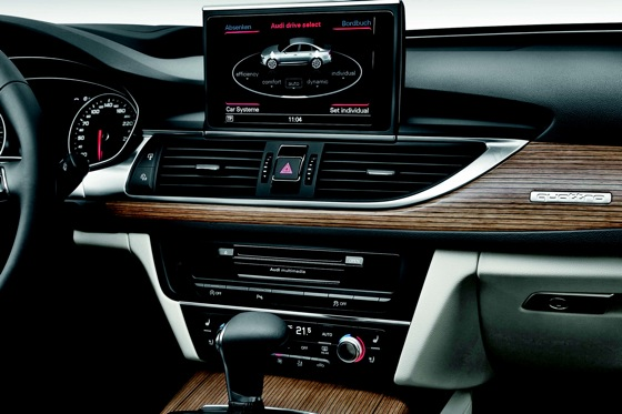 2012 Audi A6 First Drive - Triple Threat: Beauty, Smarts and Guts featured image large thumb15