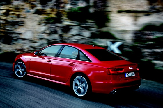 2012 Audi A6 First Drive - Triple Threat: Beauty, Smarts and Guts featured image large thumb2