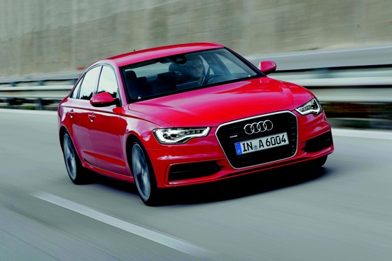 2012 Audi A6 First Drive - Triple Threat: Beauty, Smarts and Guts featured image large thumb4