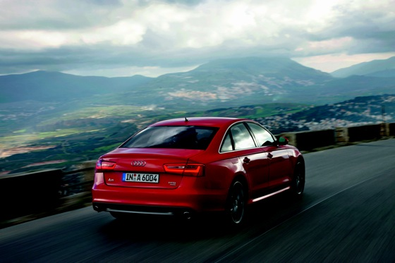 2012 Audi A6 First Drive - Triple Threat: Beauty, Smarts and Guts featured image large thumb5