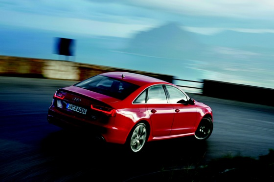 2012 Audi A6 First Drive - Triple Threat: Beauty, Smarts and Guts featured image large thumb6