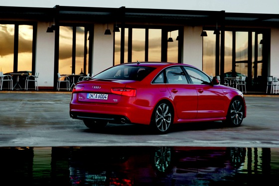 2012 Audi A6 First Drive - Triple Threat: Beauty, Smarts and Guts featured image large thumb7