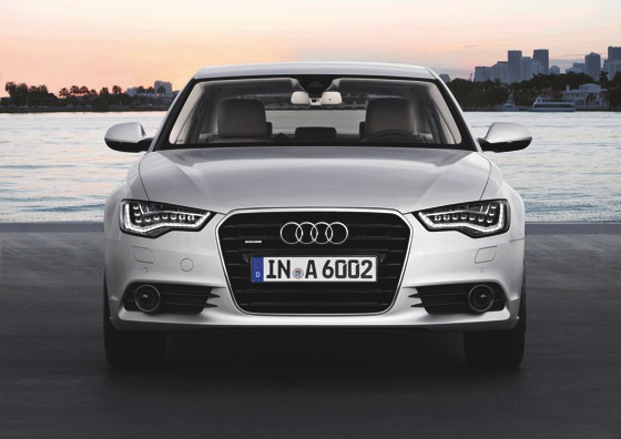 2012 Audi A6 First Drive - Triple Threat: Beauty, Smarts and Guts featured image large thumb8