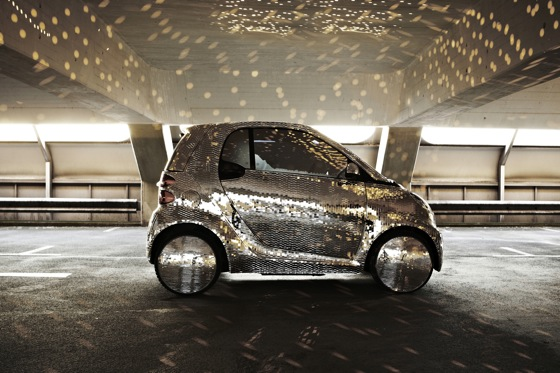 Smart fortwo Dresses Up for St. Patrick's Day featured image large thumb4