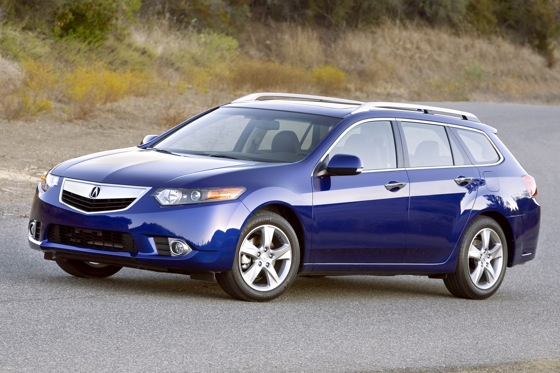 2011 Acura TSX wagon - New Car Review featured image large thumb1