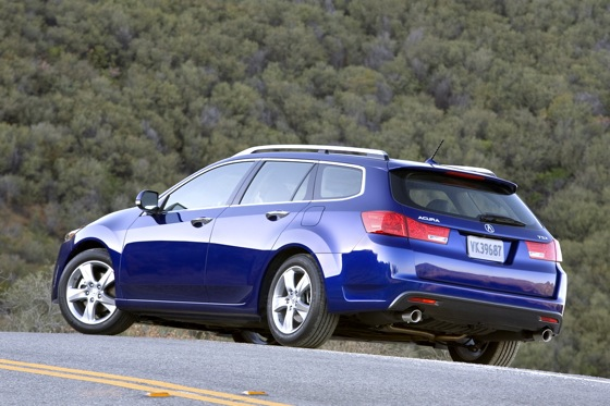 2011 Acura TSX wagon - New Car Review featured image large thumb2