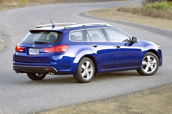 2011 Acura TSX wagon - New Car Review featured image large thumb3