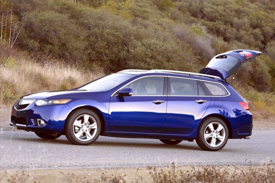 2011 Acura TSX wagon - New Car Review featured image large thumb4