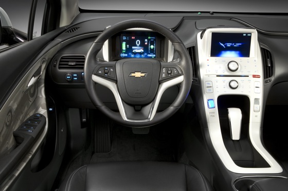 2011 Chevrolet Volt - New Car Review featured image large thumb14