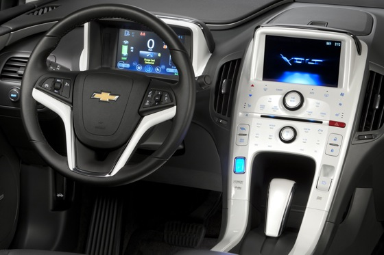 2011 Chevrolet Volt - New Car Review featured image large thumb17