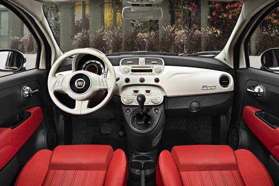 2012 Fiat 500 - New Car Review featured image large thumb11