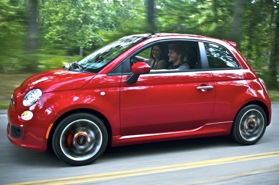 2012 Fiat 500 - New Car Review featured image large thumb2