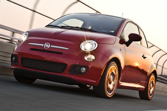2012 Fiat 500 - New Car Review featured image large thumb6