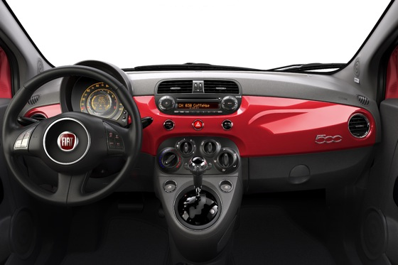 2012 Fiat 500 - New Car Review featured image large thumb8