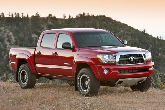 2011 Toyota Tacoma - New Car Review featured image large thumb0
