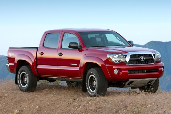 2011 Toyota Tacoma - New Car Review featured image large thumb1