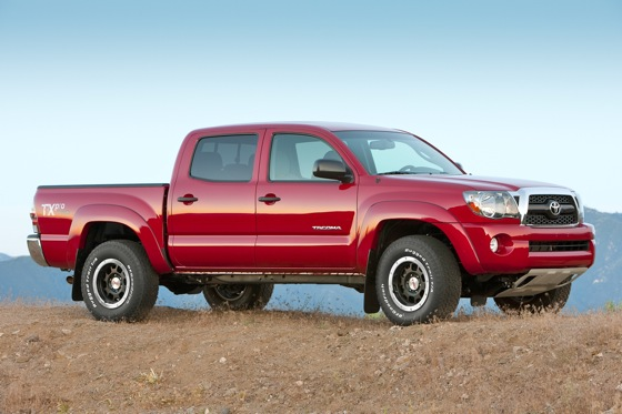 2011 Toyota Tacoma - New Car Review featured image large thumb2