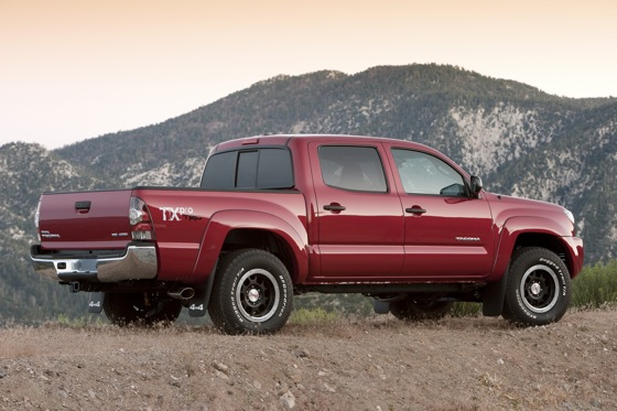 2011 Toyota Tacoma - New Car Review featured image large thumb3